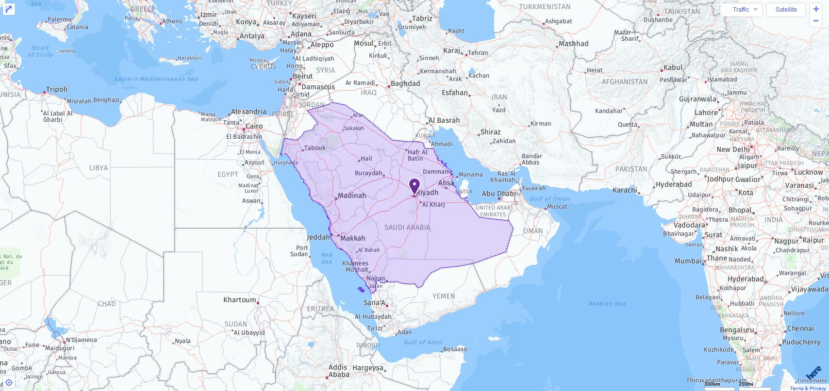 ACT Test Centers and Dates in Saudi Arabia