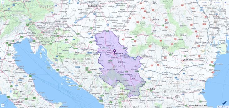 ACT Test Centers and Dates in Serbia, Republic of