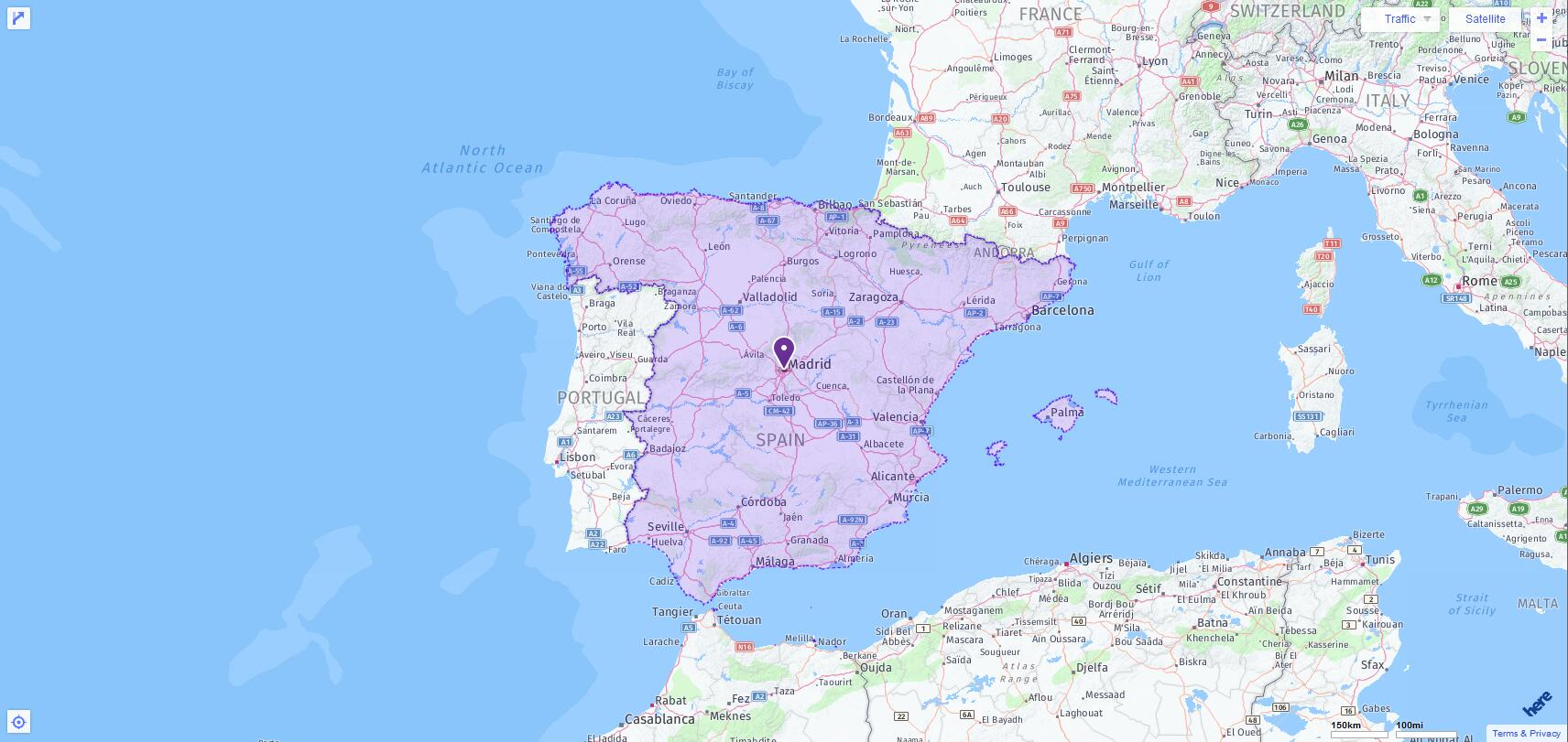 ACT Test Centers and Dates in Spain