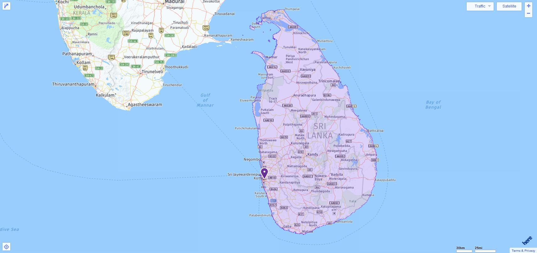 ACT Test Centers and Dates in Sri Lanka