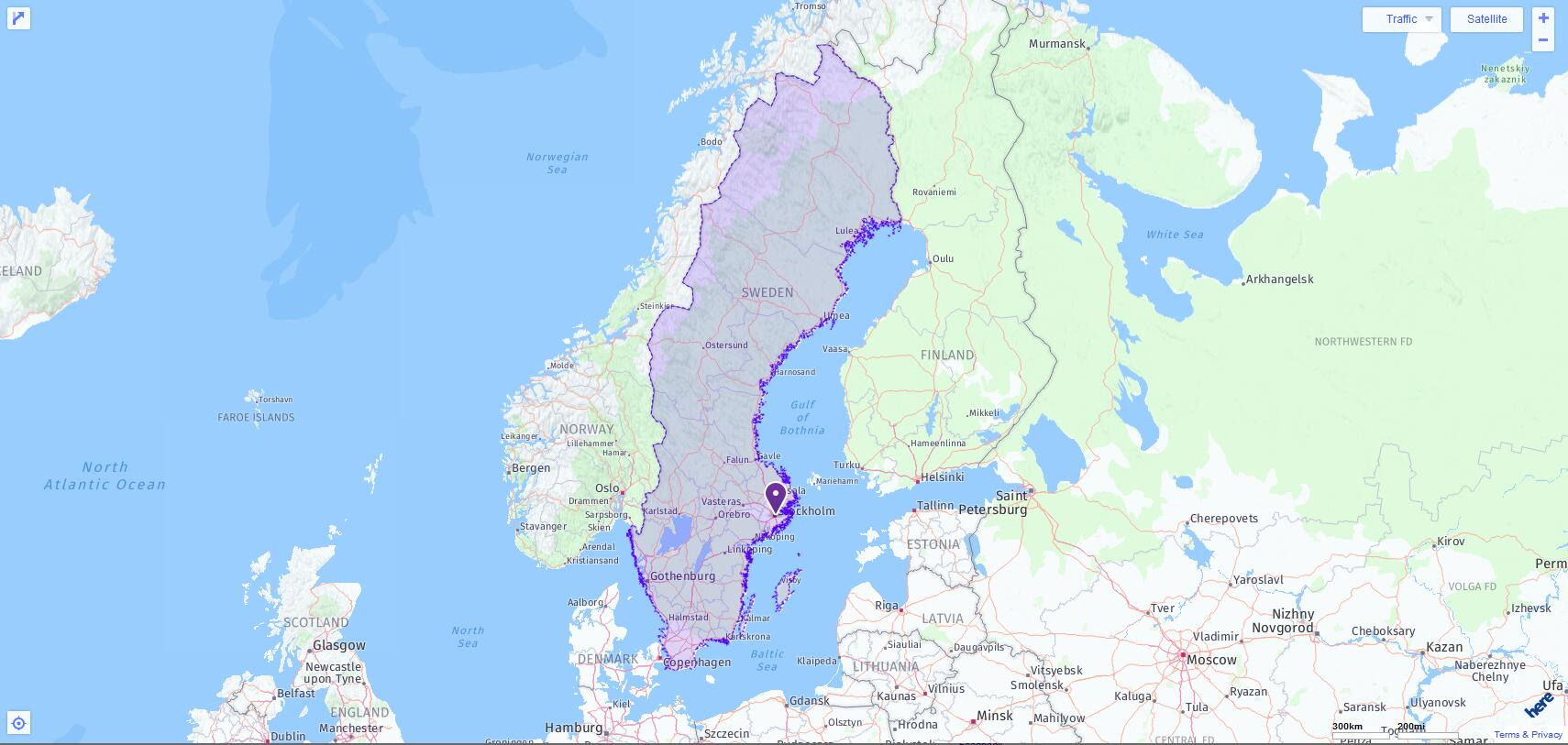 ACT Test Centers and Dates in Sweden