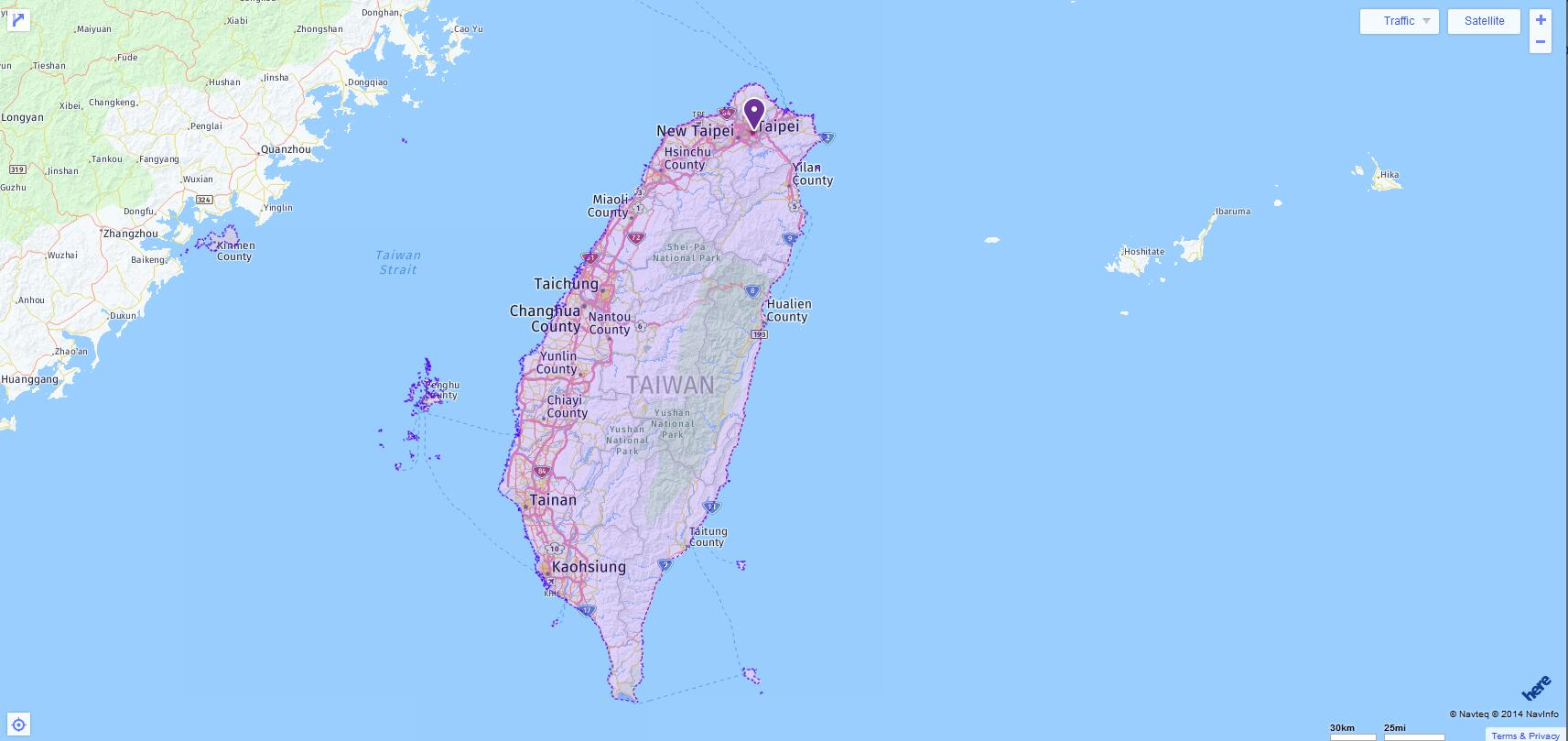 ACT Test Centers and Dates in Taiwan
