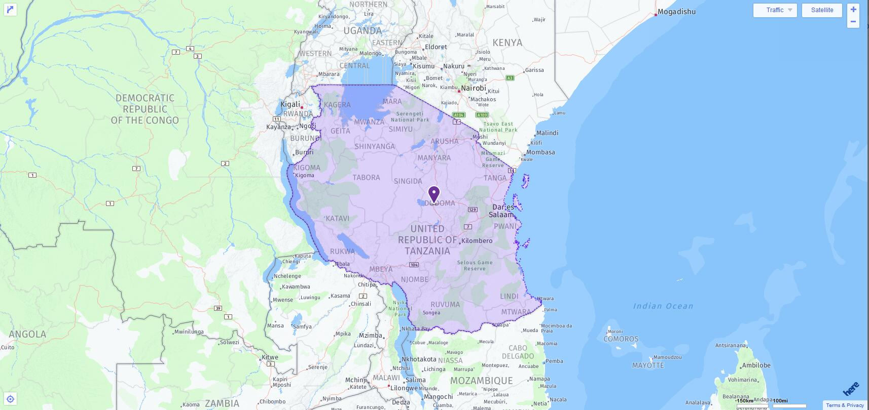 ACT Test Centers and Dates in Tanzania