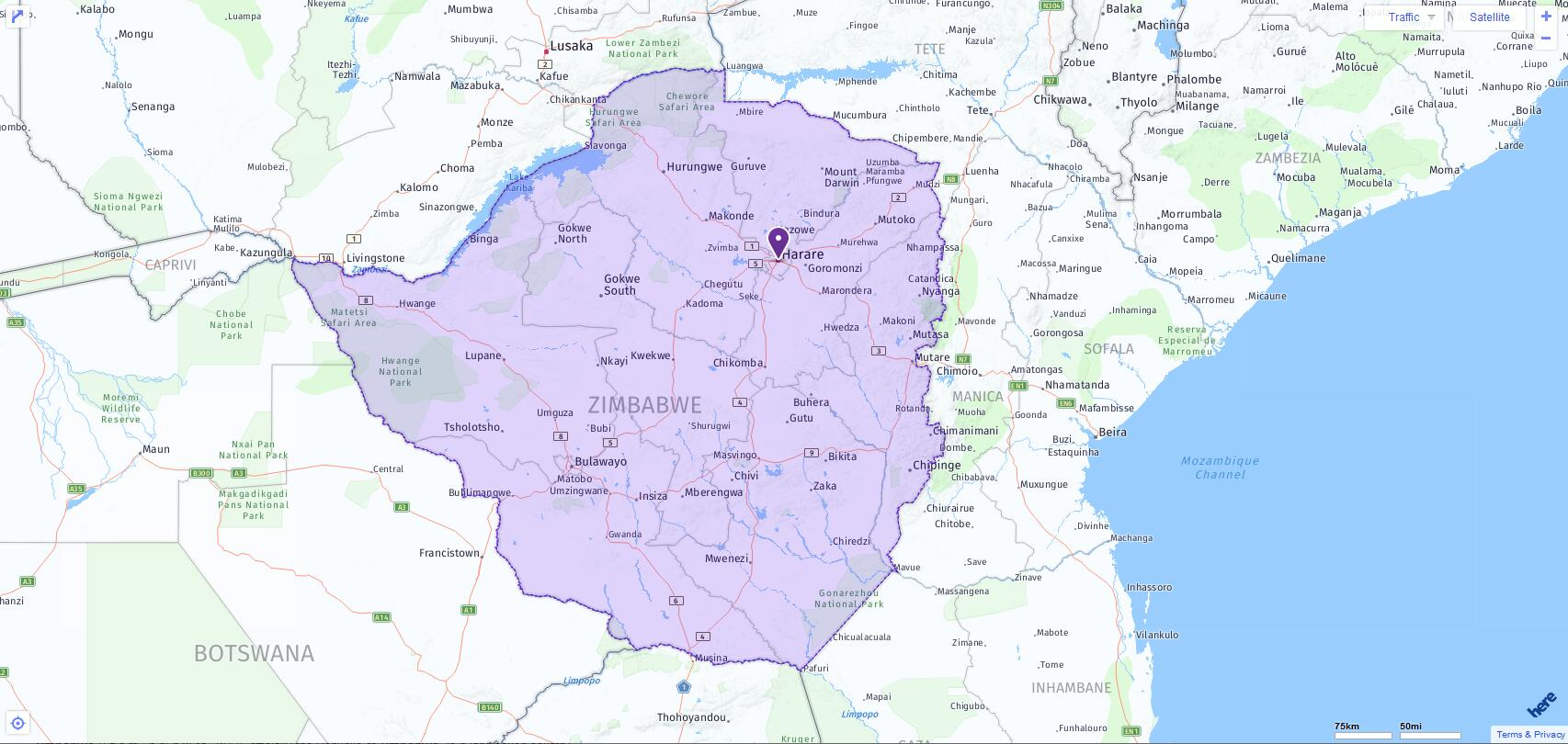 ACT Test Centers and Dates in Zimbabwe