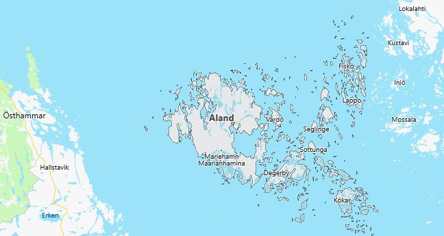 SAT Test Centers and Dates in Aland Islands