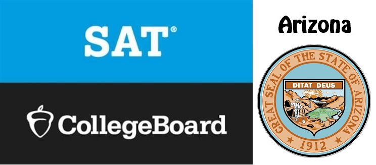 SAT Test Centers and Dates in Arizona