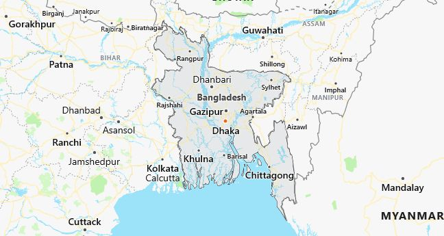 SAT Test Centers and Dates in Bangladesh