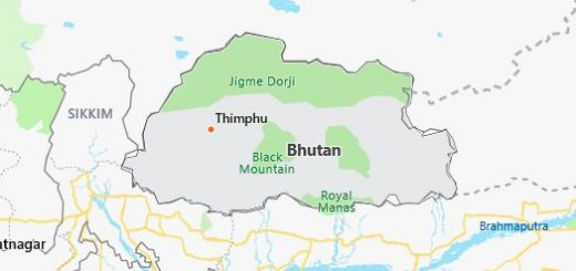 SAT Test Centers and Dates in Bhutan