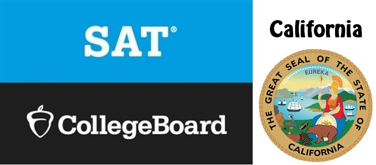 SAT Test Centers and Dates in California