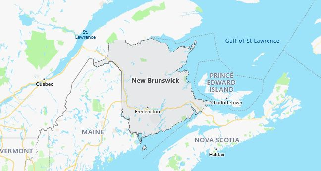 SAT Test Centers and Dates in Canada - New Brunswick