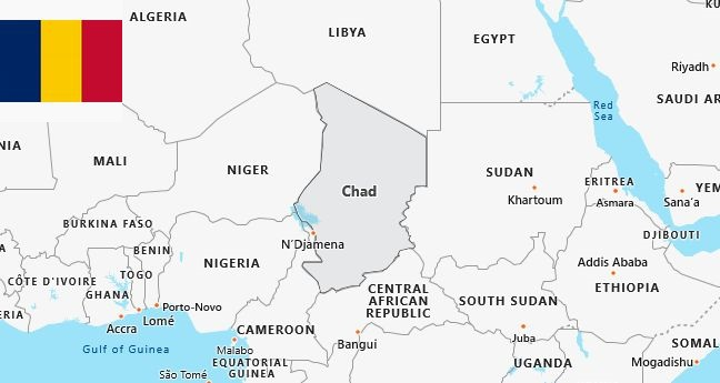 SAT Test Centers and Dates in Chad