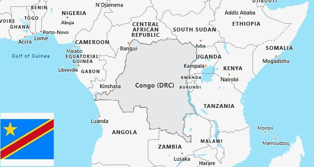 SAT Test Centers and Dates in Congo