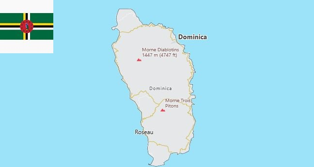 SAT Test Centers and Dates in Dominica