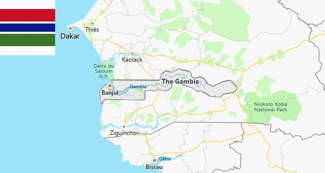 SAT Test Centers and Dates in Gambia