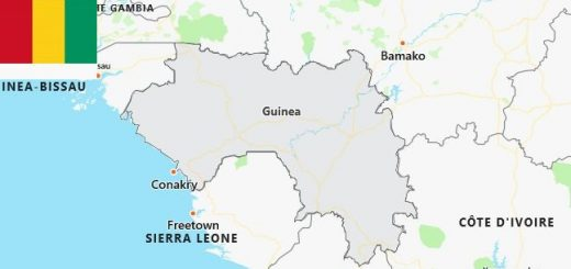 SAT Test Centers and Dates in Guinea