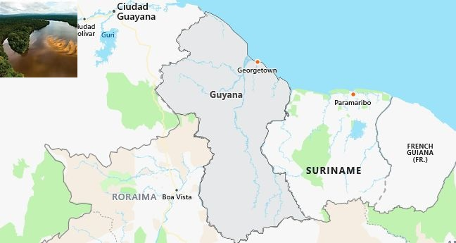 SAT Test Centers and Dates in Guyana