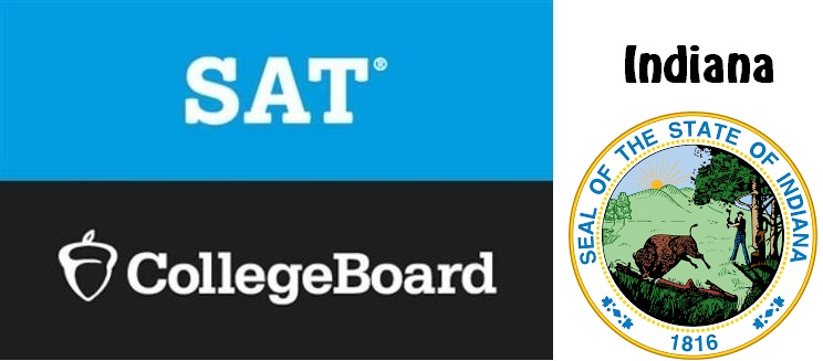 SAT Test Centers and Dates in Indiana