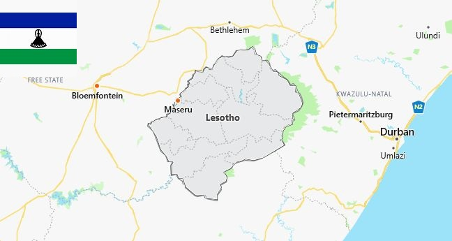 SAT Test Centers and Dates in Lesotho