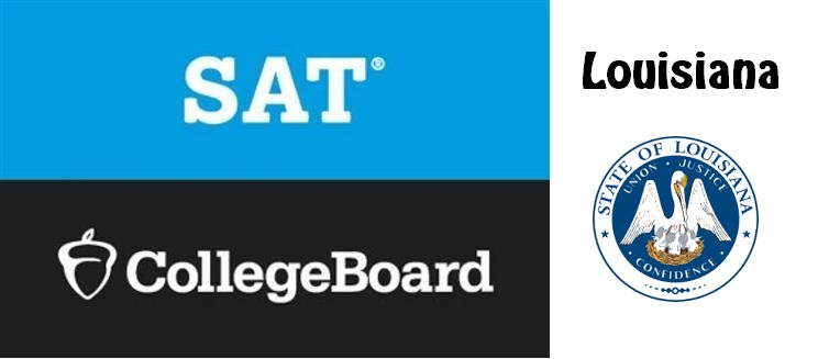 SAT Test Centers and Dates in Louisiana