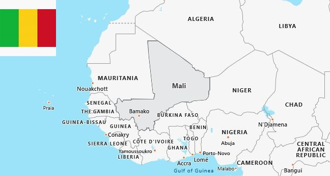 SAT Test Centers and Dates in Mali