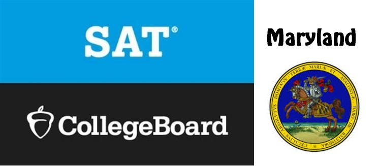 SAT Test Centers and Dates in Maryland