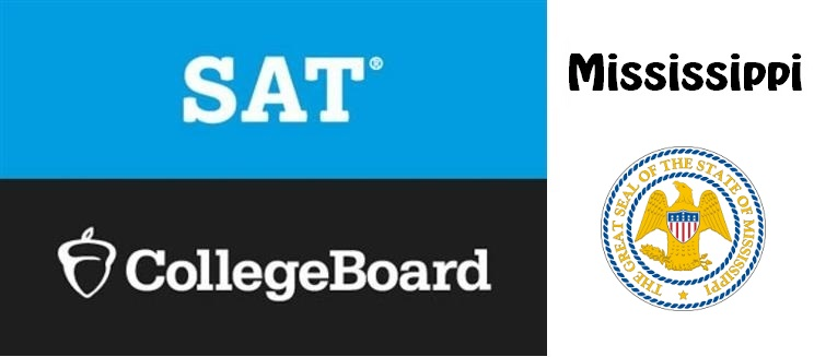 SAT Test Centers and Dates in Mississippi