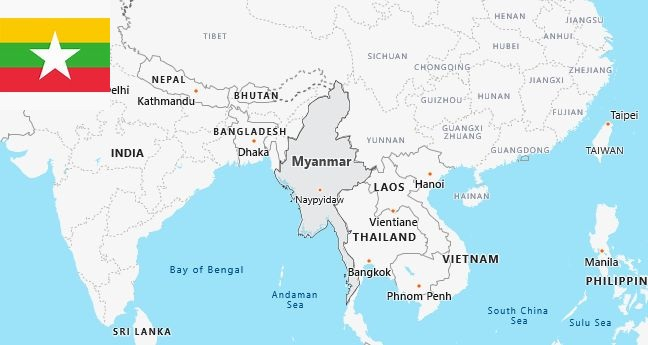 SAT Test Centers and Dates in Myanmar
