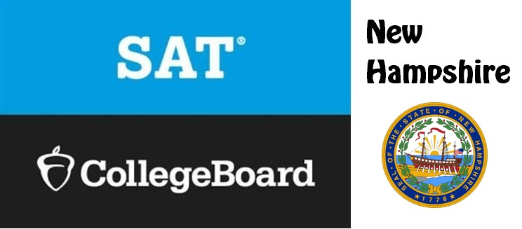 SAT Test Centers and Dates in New Hampshire