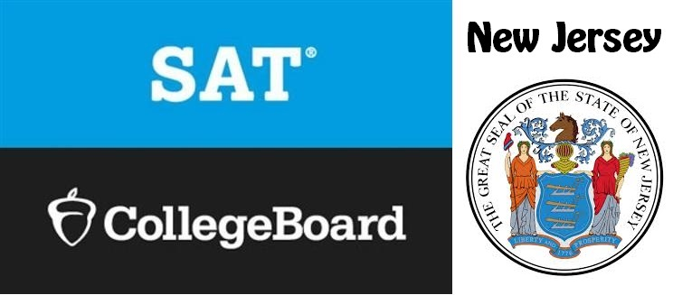 SAT Test Centers and Dates in New Jersey
