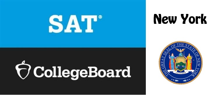 SAT Test Centers and Dates in New York