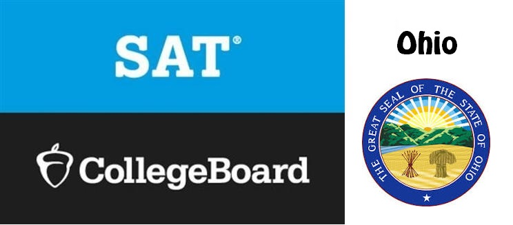 SAT Test Centers and Dates in Ohio