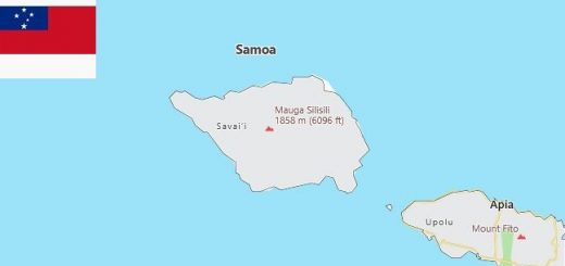 SAT Test Centers and Dates in Samoa