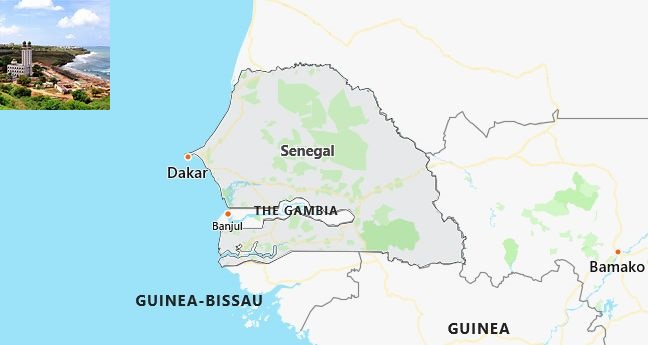 SAT Test Centers and Dates in Senegal