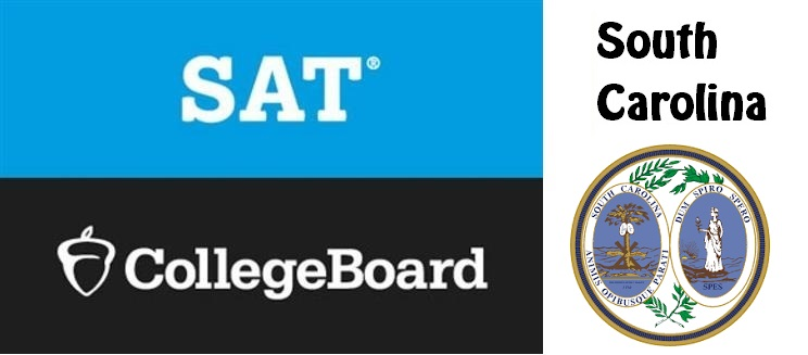 SAT Test Centers and Dates in South Carolina
