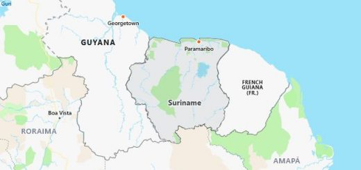 SAT Test Centers and Dates in Suriname