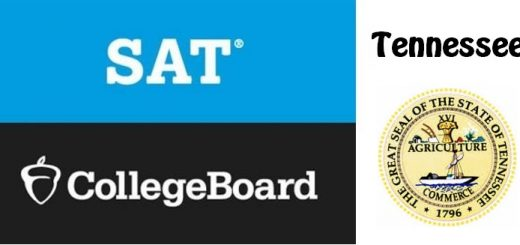 SAT Test Centers and Dates in Tennessee