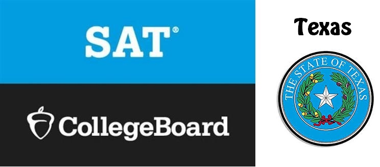 SAT Test Centers and Dates in Texas
