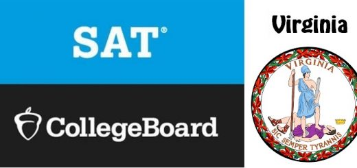 SAT Test Centers and Dates in Virginia