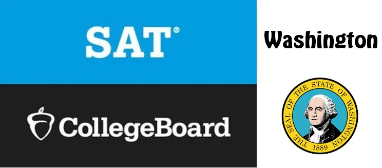 SAT Test Centers and Dates in Washington