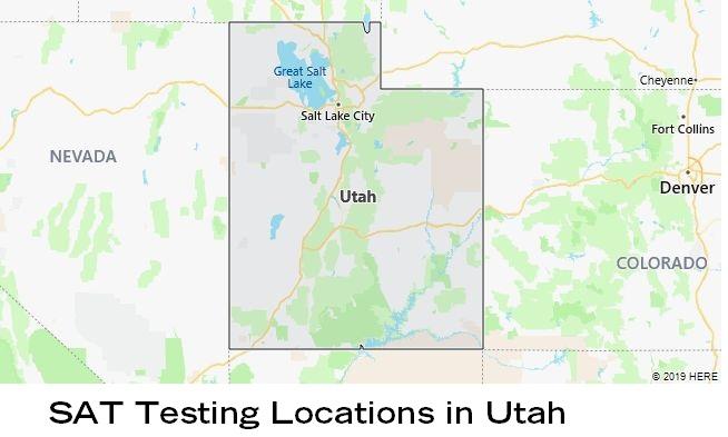 SAT Testing Locations in Utah