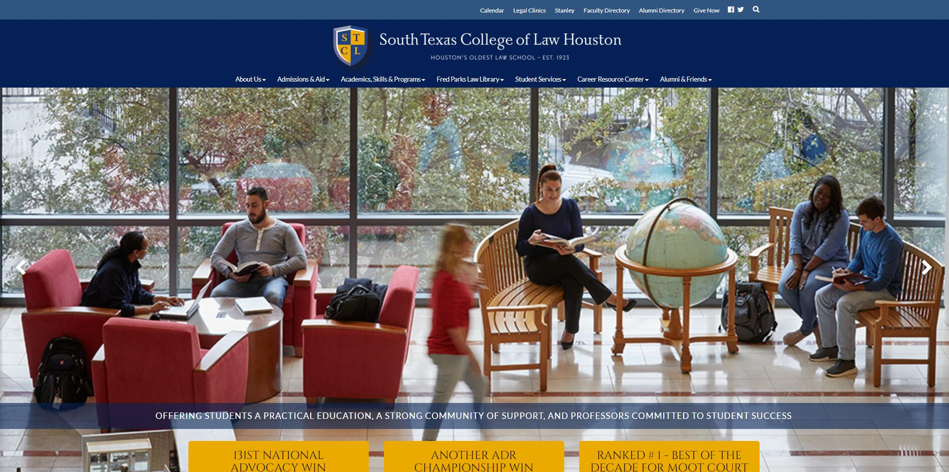 South Texas College of Law