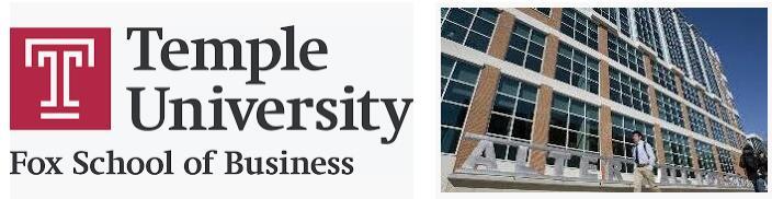 Temple University Business School