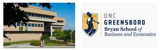 The Bryan School of Business and Economics at University of North Carolina--Greensboro