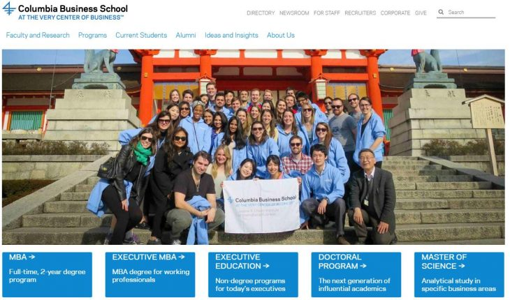 The Business School at Columbia University