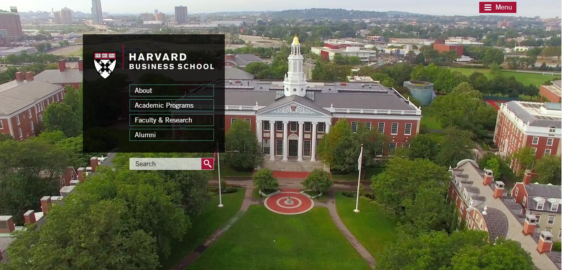 The Business School at Harvard University