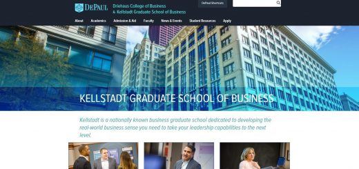 The Charles H. Kellstadt Graduate School of Business at DePaul University