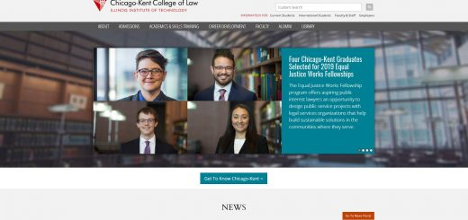 The Chicago-Kent College of Law at Illinois Institute of Technology