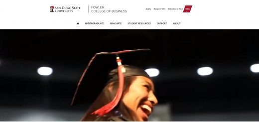 The College of Business Administration at San Diego State University