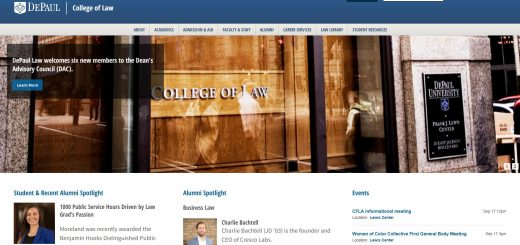 The College of Law at DePaul University
