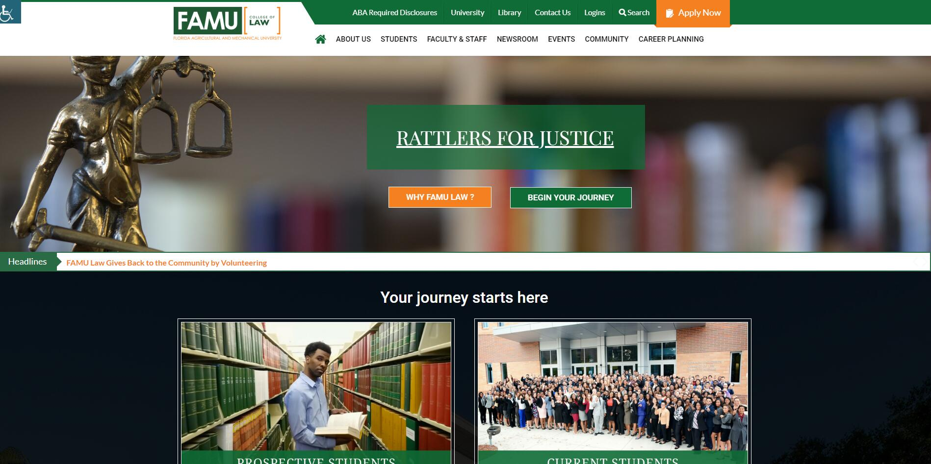 The College of Law at Florida A&M University